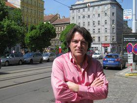 David Peña Dorantes en Praga. Foto: Daniel Ordóñez