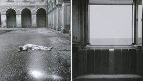 Smrt Jana Masaryka, foto: archiv Centra pro dokumentaci totalitních režimů