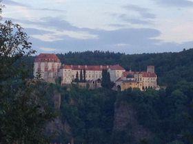 Château de Vranov nad Dyjí, photo: Soňa Jarošová