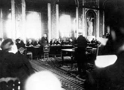 Der Versailler Friedensvertrag Radio Prag