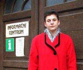 La alcalde de Kouřim Zuzana Chmelová, foto: Archivo de Radio Praga