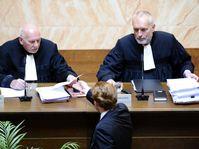 Pavel Rychetský (à gauche), photo: CTK