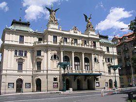 Vinohradské divadlo (Foto: Kristýna Maková, Archiv des Tschechischen Rundfunks - Radio Prague International)