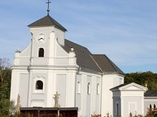 Kirche des hl. Petrus von Alcantara (Foto: Hellooo, Wikimedia Commons, CC0 1.0)