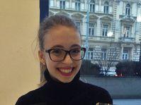 Marcela Remeňová, photo: Hannah Vaughan