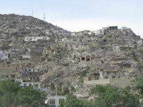 Kabul, Afghanistan, photo: Christian Falvey