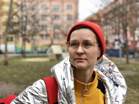 Miřenka Čechová, photo: Ian Willoughby