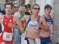 Filip Ospaly (in the middle), photo: CTK