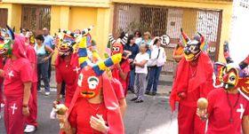 Los Diablos Danzantes de Yare, foto: ACVT, CC BY-SA 3.0