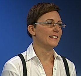 Kateřina Saparová (Foto: ČT24)