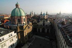 Kostel sv. Františka na Křižovnickém náměstí