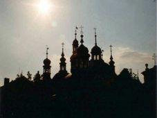 Премонстрантский костел Клокоты в городе Табор