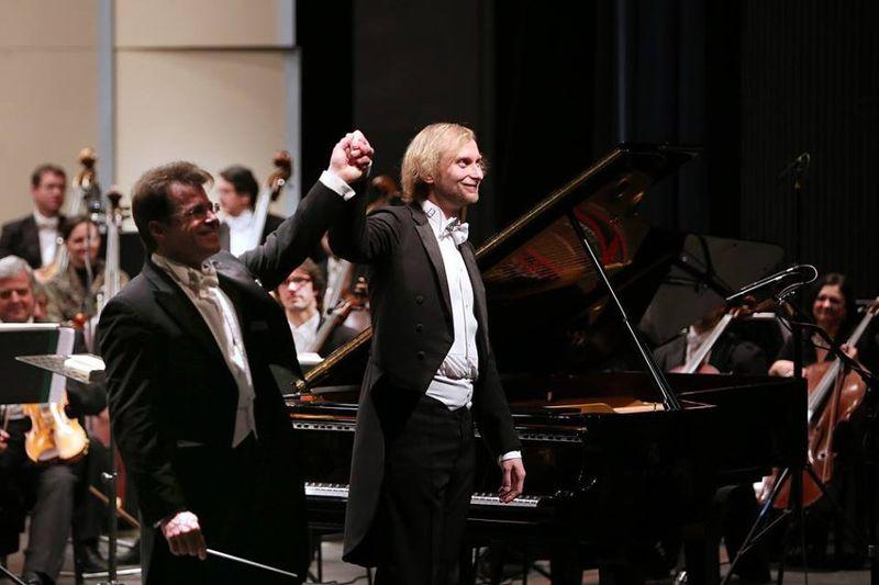 Якуб Груша и Иво Каганек, фото: Oficiální webové stránky Ivo Kahánka