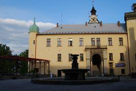 El Palacio de Zbiroh, foto: Richenza, Wikimedia Commons, CC BY-SA 3.0