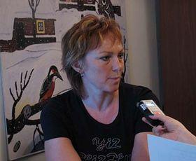Dana Grossová, manažerka Ladova kraje