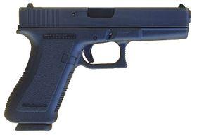 Glock 17, foto: public domain