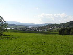 Horní Planá / Oberplan (Foto: Jan Dudík, Wikimedia Free Domain)