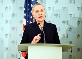 Hillary Clinton, photo: Filip Jandourek