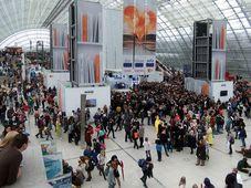 Buchmesse Leipzig (Foto: Je-str, CC BY-SA 3.0)