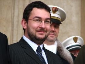National Museum head Michal Lukeš