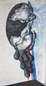 Йиндржих Штырский: «Teкучая девушка» (Фото: Adolf Loos Apartment and Gallery / aloos.cz)