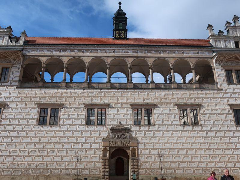 Château de Litomyšl, photo: Martina Schneibergová