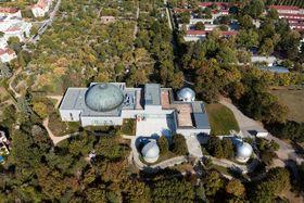 Фото: Планетарий и обсерватория Брно, CC BY-SA 3.0 cz
