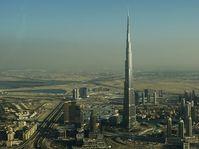 Burj Dubai, photo: CTK