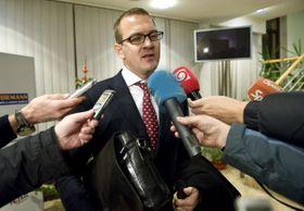 Daniel Křetínský, foto: Filip Jandourek, archiv ČRo