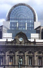 Европейский парламент в Брюсселе (Фото: Европейская комиссия)