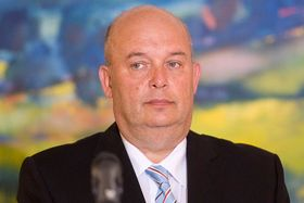 Министр сельского хозяйства Мирослав Томан (Фото: Филип Яндоурек, Чешское радио)
