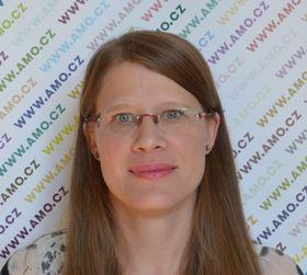 Ivana Karásková, photo: Site officiel de l'Association pour les questions internationales (AMO)