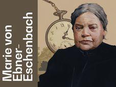 Marie von Ebner-Eschenbach, source: Centres tchèques/FDULS