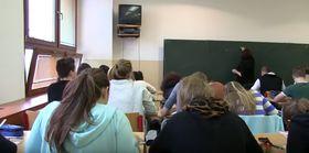 Gymnasium in Slavičín (Foto: YouTube)