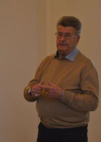 Rudolf Schicht (Foto: Romy Ebert)