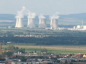 La centrale nucléaire de Jaslovské Bohunice, photo: Ľubomír Smatana, ČRo