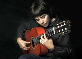 Amós Lora, foto: El festival La Guitarra a Través de los Géneros