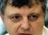 Předseda představenstva OKD a jednoho z majitelů společnosti Karbon Invest Viktor Koláček (na archivním snímku z listopadu 1998), foto: ČTK