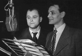 Ivo Žídek (left), photo: Czech Radio