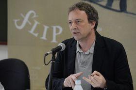 Misha Glenny, photo: Tomaz Silva/Agência Brasil, Wikimedia Commons, CC BY 3.0 BR