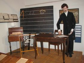 Foto ilustrativa: foto del museo de Strakonice, archivo de Radio Praga