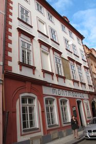 Библиотека Вацлава Гавела (Фото: Кристина Макова, Чешское радио - Радио Прага)