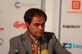 Olivier Coussemacq, photo: Štěpánka Budková