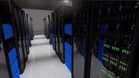 Суперкомпьютер в остравском центре (Фото: ЧТ24)