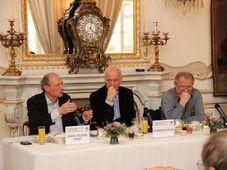 Forum 2000, photo: Hugo Ben Simhon / L'ambassade de France