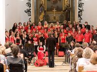 Le chœur Kos