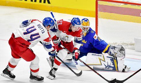 Czech Republic - Sweden, photo: ČTK/Vít Šimánek