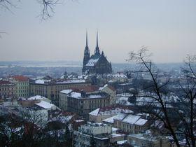 La metrópoli de Brno de hoy