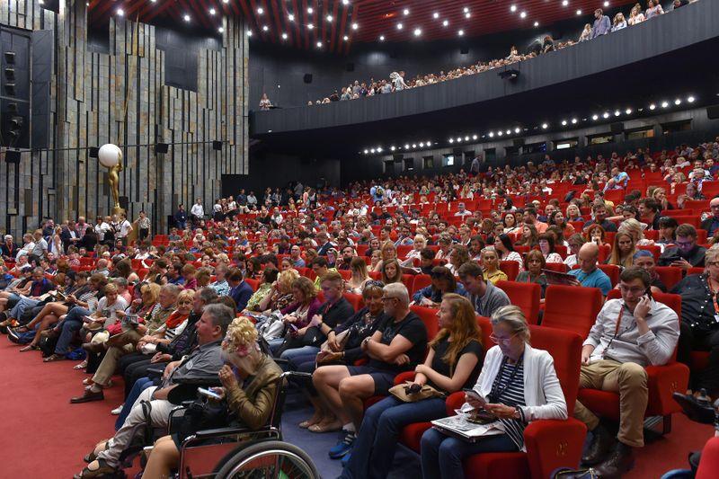 The Karlovy Vary film festival, photo: ČTK / Slavomír Kubeš