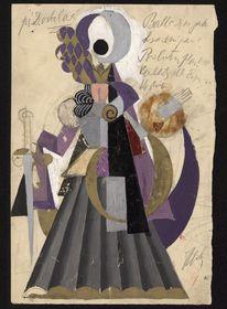 Автор: Ксения Богуславская-Пуни, Архив Национального музея в Праге
